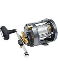 FISHZONE ACAPULCO LW30 Highspeed Multiplier Sea Red Fishing Reel for Boat & Trolling (20-30 lb Class) - comes spooled with 25lb Line by Fishzone
