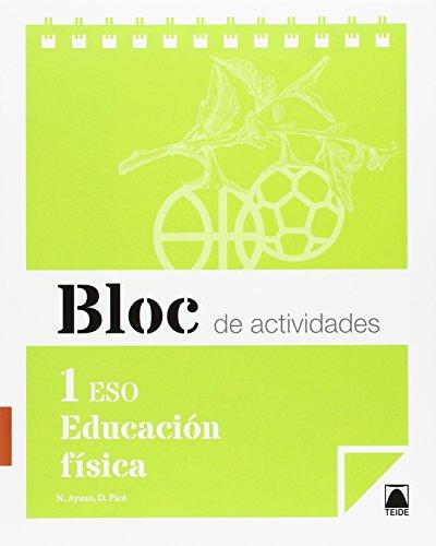 Bloc de actividades. Educación Física 1 ESO - 9788430790395 por Neus Ayuso Guinaliu