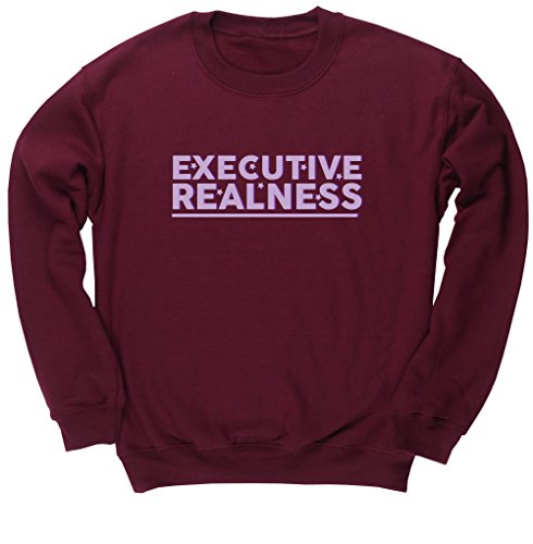 hippowarehouse-executive-realness-unisex-jumper-sweatshirt-pullover