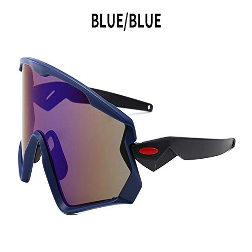 ZKAMUYLC Sonnenbrille2019 Radfahren Brille Mountainbike Rennrad Sport Sonnenbrillen Herren Radfahren Brillen Gafas Ciclismo Oculos Carretera Occhiali