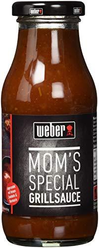 Weber Original Grillsauce Mom\'s Special, 6er Pack (6 x 240 g)