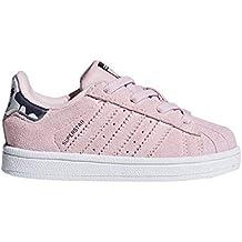 96da2c63efe Amazon.es  zapatillas adidas superstar niño - Rosa