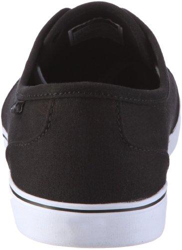 C1RCA CRIP, Sneaker uomo Nero (Black/White)