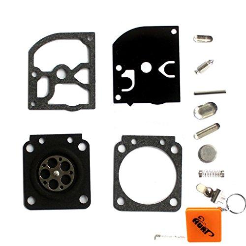 Membran-kit (HURI Vergaser Reparatursatz Membrane Kit Membransatz für Stihl 017 018 MS170 MS180 Zama)
