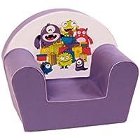 knorr-baby Kindersessel Mini-Sessel Eule Sophie