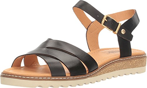 Pikolinos Alcudia W1l, Sandales Bout Ouvert Femme black