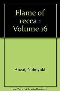 Flame of Recca Edition simple Tome 16