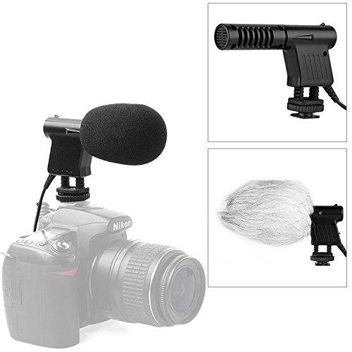 BOYA BY-VM01 mini Vídeo Profesional & Emisión Direccional Micrófono