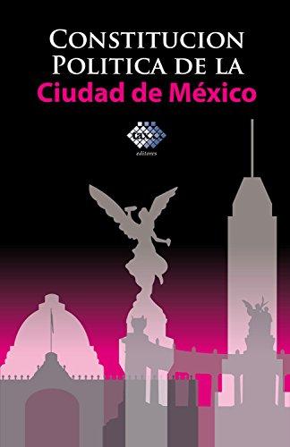 Constitución política de la Ciudad de México 2017 por José Pérez Chávez