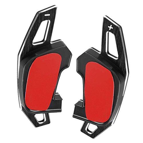 Preisvergleich Produktbild Sharplace 2xAuto Lenkrad Paddel Shift Gear Paddle Erweiterungen Schaltwippen Schaltpaddel