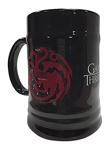 Game Of Thrones House Targaryen Beer Mug Standard