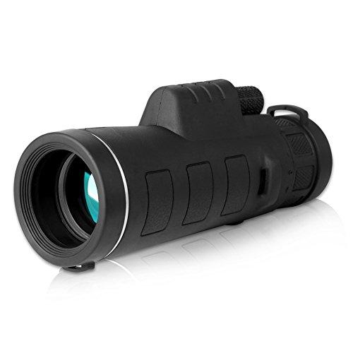 Kimfoxes Monokulare 35x50 Teleskop hohe Leistung Teleskop Zoom Outdoor Wasserdicht tragbaren Hochleistungs Weitwinkel-Objektiv für die Jagd Camping Wandern