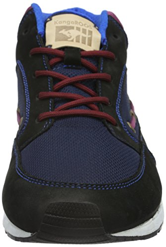 Canguri Herren Erase-ii-combo High-top Blau (navy / Bordeaux 463)