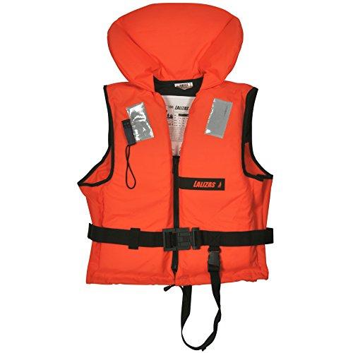 Lalizas Schwimmweste Rettungsweste 70-90 kg ISO 12402-4 Zertifiziert