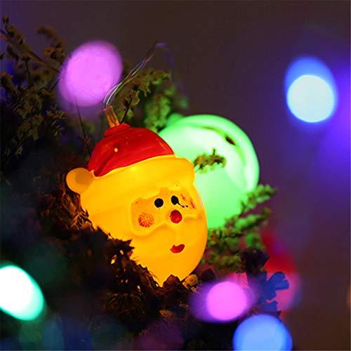 Mini Weihnachtsbaum Lichterketten, Xmas Decor Led Fairy Light Lampe Geeignet Für Schlafzimmer Wohnzimmer Hochzeit Garten Party Indoor Und Outdoor