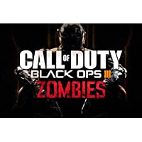 GB eye, Call of Duty Black Ops 3, Zombies, Tazza