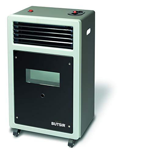 Estufa BUTSIR Llama Azul Plus con opción calefactor