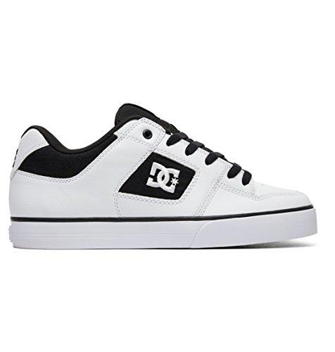 DC Shoes Pure - Shoes for Men - Schuhe - Männer - EU 47 - Weiss