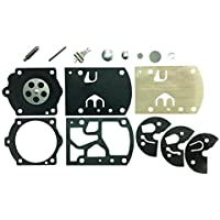 Kit de reparación/reconstrucción de carburador reemplaza Walbro K10-WB para Walbro WB Carburetors