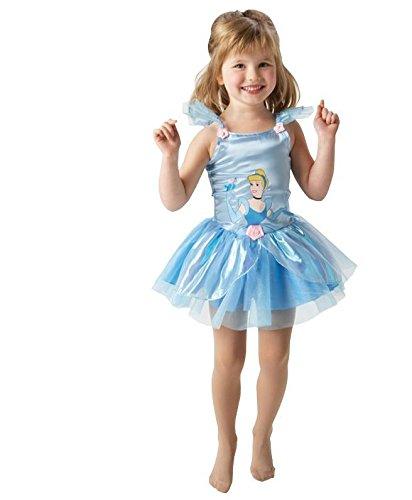 Kostüm Cinderella Ballerina Gr. 2-3 Jahre