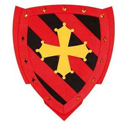 Unbekannt Le Coin des enfants Le Coun des enfants17843Asterion Sparkling Shield Spielzeug (One Size) Sparkling Shield