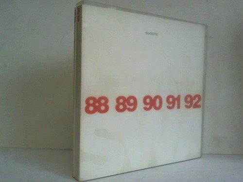 Swatch 83-92. 3 Bände