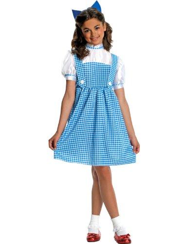 (Wizard of Oz Dorothy tm tm Traditional Style Dress & Haarschleife)