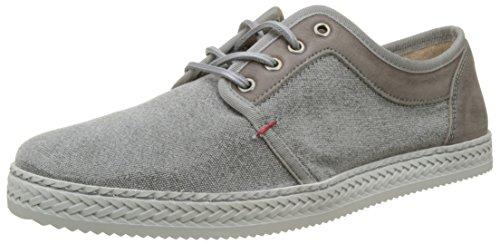 nobrand Herren Bow Derbys, Grau (Grey), 45 EU