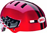 Bell Kinder Fahrradhelm Fraction, Red Daytona, XS, 210071017