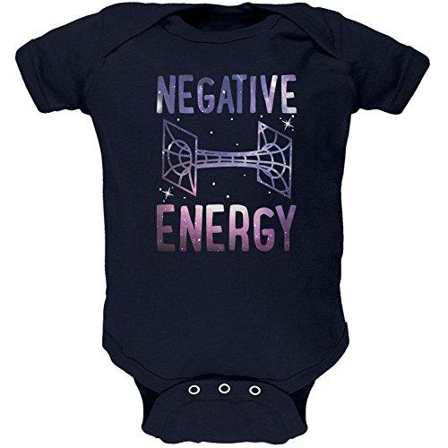 Old Glory Halloween Wissenschaft Negative Energie Wurmloch Physik Kostüm Weiches Baby EIN Stück Navy 3-6 M