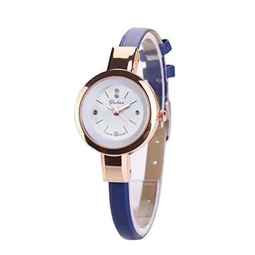 Uhren Damen Armbanduhr Sportuhr Mode Frauen Runde Quarz Analog Uhr Armband Klassisch Uhr Mode Uhrenarmband,ABsoar