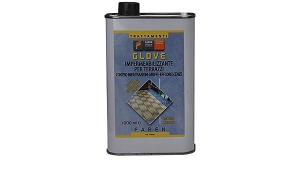 GLOVE lt. 1 Impermeabilizzante per terrazzi: Amazon.it: Fai da te