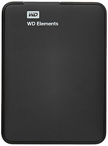 WD 1TB 2,5