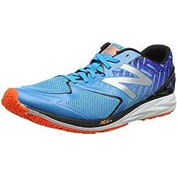 New Balance Strobe V2, Zapatillas de Running para Hombre, Azul (Blue/Black), 42.5 EU