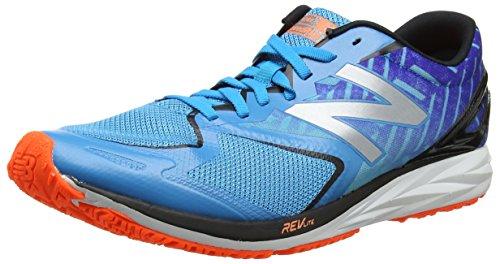 New Balance Strobe V2, Zapatillas de Running para Hombre, Azul (Blue/Black), 43 EU