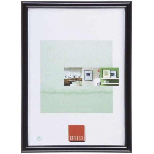 Brio 29374 Cadre Photo Noir 15 x 20 cm