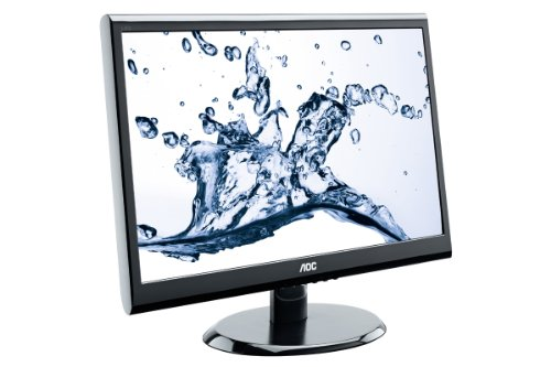 AOC e2250SWDAK 21.5-Inch VGA/DVI/SPK Widescreen LED Monitor