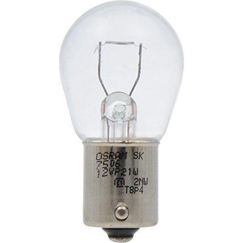 Ampoule Osram S70082 - 12V-21W Norme P21w - Culot Ba15s Standard Blanc