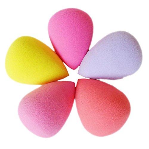 chendongdong Maquillage Applicateur éponge fond de teint Blender Finition lisse zéro défaut