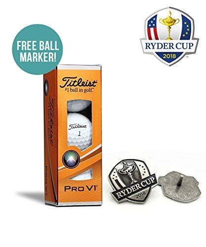 titleist pro v1 Golfbälle, 3er pack