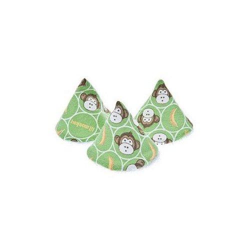 Pee-pee Teepee Lil Monkey Green - Laundry Bag by Beba Bean (Beba Bean)