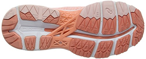 Asics Gel-Kayano 24, Scarpe Running Donna Rosa (Seashell Pink/white/begonia Pink 1701)