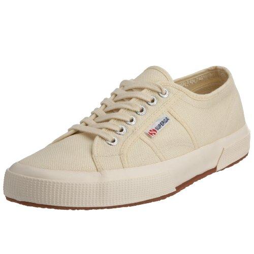 Superga 2750 Cotu Classic, Sneakers Unisex Adulto, Beige (Ecru 912), 48 EU