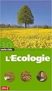 """Afficher """"L'écologie"""""""
