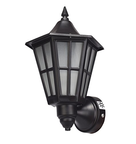 Whiteray Outdoor Purpose Traditional Black Wall Light
