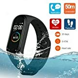Adlyn M4 Smart Fitness Band, Fitness Tracker for Men | Women | Kids