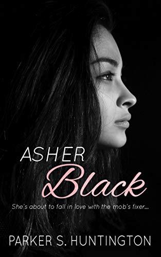 Asher Black: A Fake Fiancée Mafia Romance Novel (English Edition)
