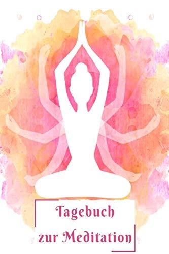 Tagebuch zur Meditation: Rosa Yoga | Für mehr Achtsamkeit, Ruhe und Entspannung | Notizbuch / Tagebuch Yoga | Bessere Stressbewältigung | Förderung ... | Perfekte Geschenkidee für Freunde | DIN A5