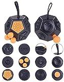 Fidget Cubes: Anti-Stress-Würfel mit 12 Funktionen Gegen Nervosität, Stress und Wut (Fidget-Würfel)