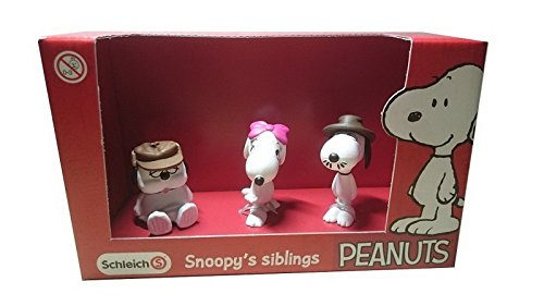 Snoopy - Scenery Pack Snoopy's Siblings (Schleich 22058)